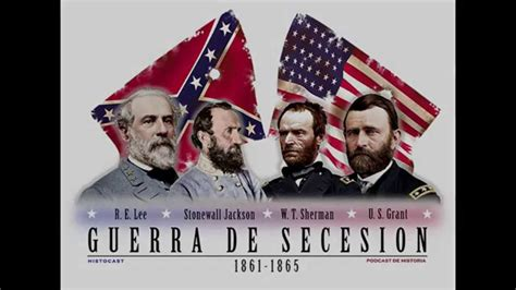 guerra de secesi 243 n youtube