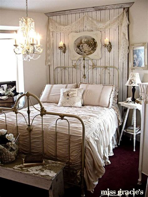 35 Best Shabby Chic Bedroom Design And Decor Ideas For 2017 | 35 best shabby chic bedroom design and decor ideas for 2018