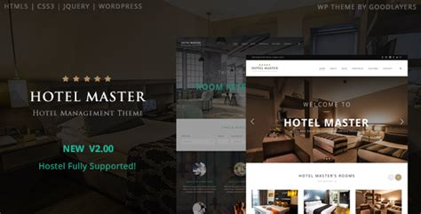 theme hotel master 15 responsive coupon wordpress themes designssave com