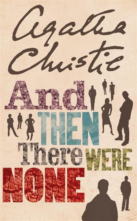 libro agatha christie little people and then there were none by agatha christie agatha christie