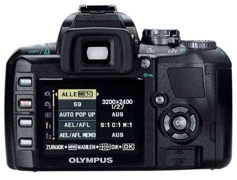 Kamera Olympus E410 test olympus e 410 digitale spiegelreflexkamera dslr