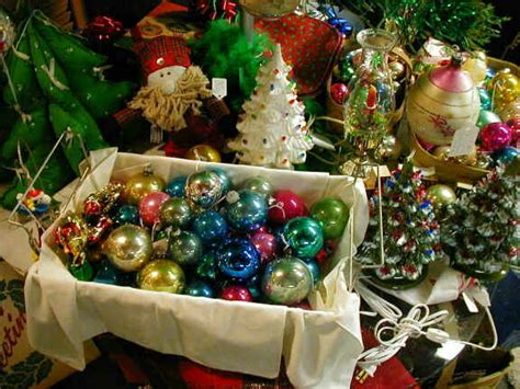 vintage christmas decorations deck the holiday s vintage christmas decorations and trees