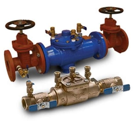 Backflow Preventer Plumbing by Backflow Prevention Cross Connection Programs