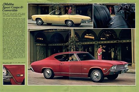 3 Car Garage Door 1968 Chevelle Specs Colors Facts History And