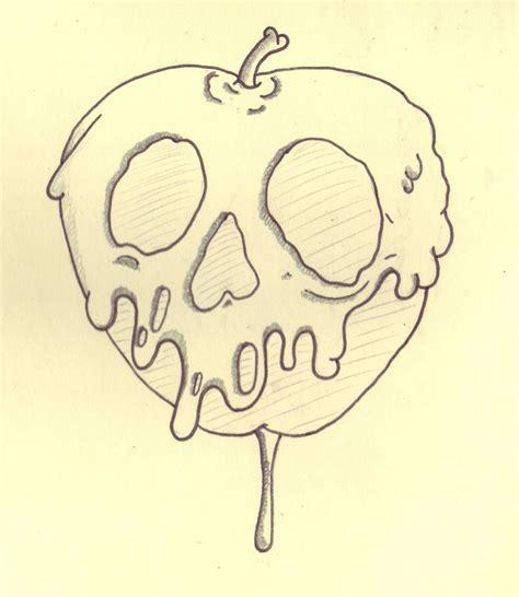 poison apple tattoo snow white poison apple tattoos ideas