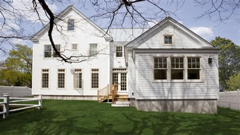 classic new england house plans new england farmhouse design classic new england home