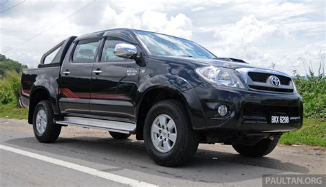 Toyota Hilux Airbag Recall 2005 2010 Toyota Hilux Fortuner And Innova Recalled