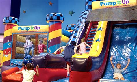 party themes springfield park pump it up open jump pass pump it up groupon