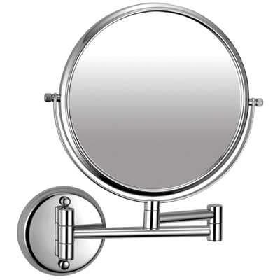 bathroom shaving mirrors wall mounted 6 quot wall mounted bathroom swivel shaving mirror 6034 ebay