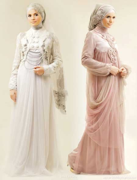 Cardigan Sifon Wedding Dress Arabic And 2014 Collection For