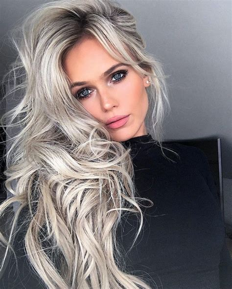 silver and blond hair colors best 25 silver blonde hair ideas on pinterest silver