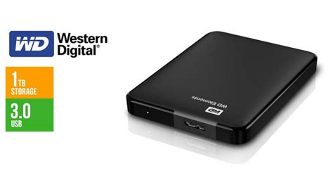 Wd Elements 1tb wd elements portable 1tb usb 3 0 external drive