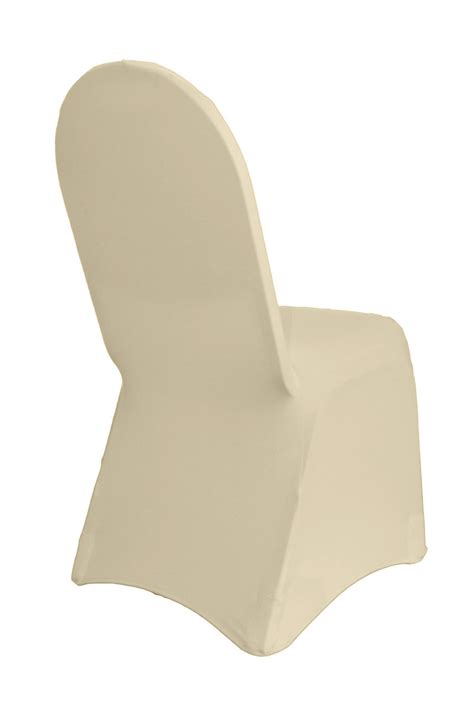 gray banquet chair covers stretch spandex banquet chair cover ivory your chair