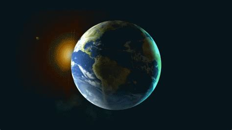 gif animation spinning earth gif space science animation discover