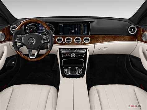 mercedes dashboard 2017 2017 mercedes e class interior u s report