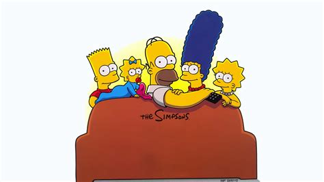 homer divano fondos de pantalla ilustraci 243 n sof 225 dibujos animados