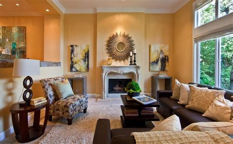 22 living rooms with earth tones page 4 of 5