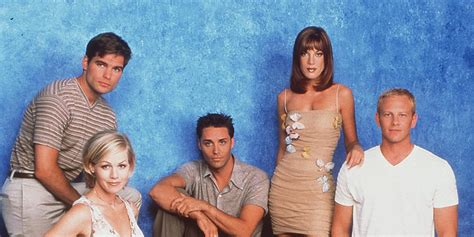 beverly hills 90210 original cast members ian ziering planned a beverly hills 90210 reunion but