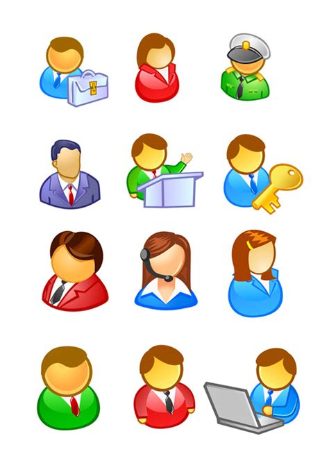 Iconic Microsoft Character Passes Away And No One Notices by User Icon Vector Material Download Free Vector 3d
