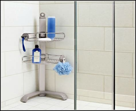 bed bath and beyond shower caddy corner shower caddy with suction cups the clayton design corner shower caddy bed