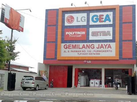 Kulkas Wilayah Jogja toko elektronik gemilang jaya purwokerto