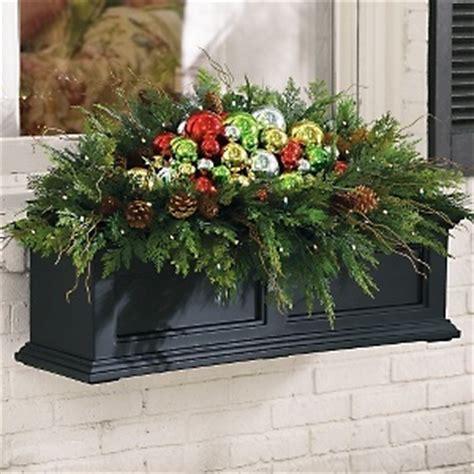 Ideen Weihnachtsdeko 4309 by Window Box Decorating Ideas Decorative Design