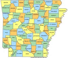 arkansas county map ar counties map of arkansas