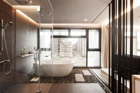 bathroom the best inspiration interior design for fascinating moderne badkamer met zen gedeelte interieur inrichting