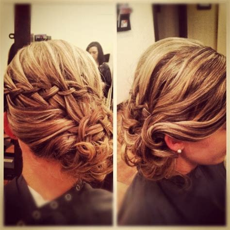 bridesmaid hairstyles useing a curling wand 17 best images about hair out of this world on pinterest