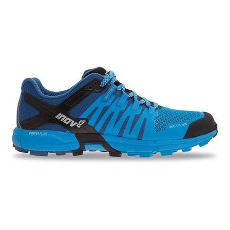 running shoes fit roclite 305 mens standard fit trail running shoes blue