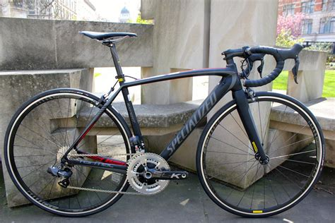 road review specialized tarmac sl4 expert di2 road bike review
