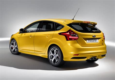 Cars St the fastest cars 2012 ford focus st
