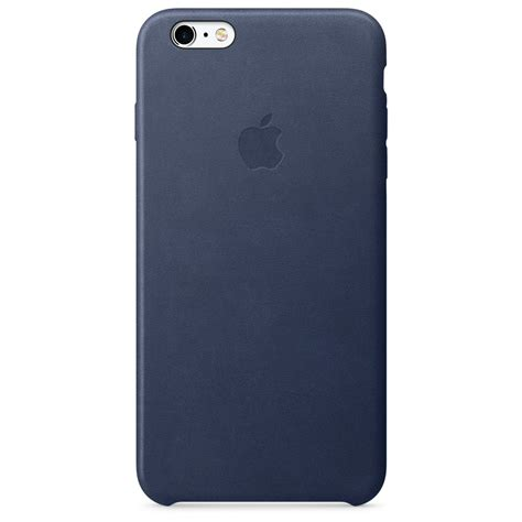 buy apple iphone 6s plus leather midnight blue mkxd2zm a from smartteck co uk
