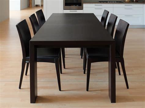 tavoli berloni tavolo allungabile rovere moro poro aperto promozione