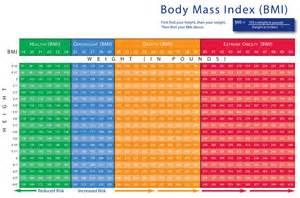 Free body mass index bmi calculator test