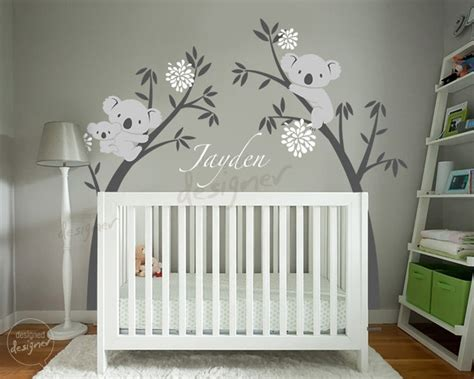 Nursery Decor by Wall Decoration Tropical Nursery Decor Other