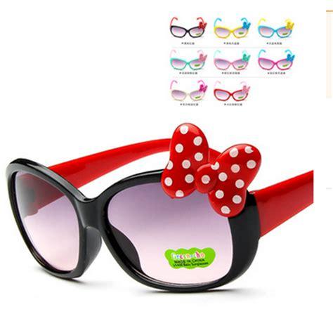 new fashion sunglasses children princess baby