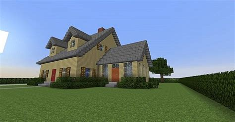 minecraft family house family guy house minecraft