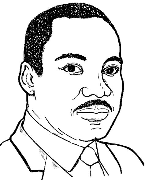 preschool coloring pages cing mlk jr coloring sheets martin luther king pages activities