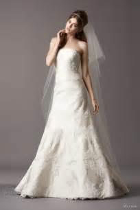 Wedding Dress Lace Border by Watters Brides Fall 2013 Wedding Dresses Wedding