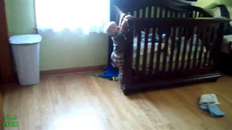 Babies Escaping Cribs by Babies Escape Their Cribs Compilation 2013 New Hd
