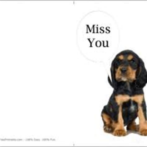 free printable greeting cards miss you i miss you already