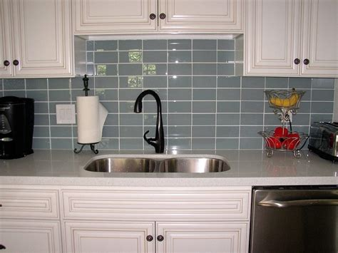 subway backsplash glass subway tile backsplash ideas modern kitchen 2017