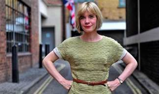David Lee Architect lucy worsley is fast becoming the queen of television