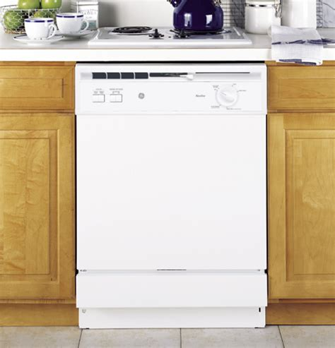 Ge The Sink Dishwasher by Ge Spacemaker 174 The Sink Dishwasher Gsm2100gww Ge