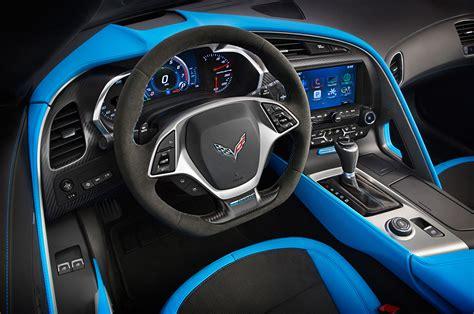 corvette dashboard 2017 chevrolet corvette grand sport bridges c7 stingray