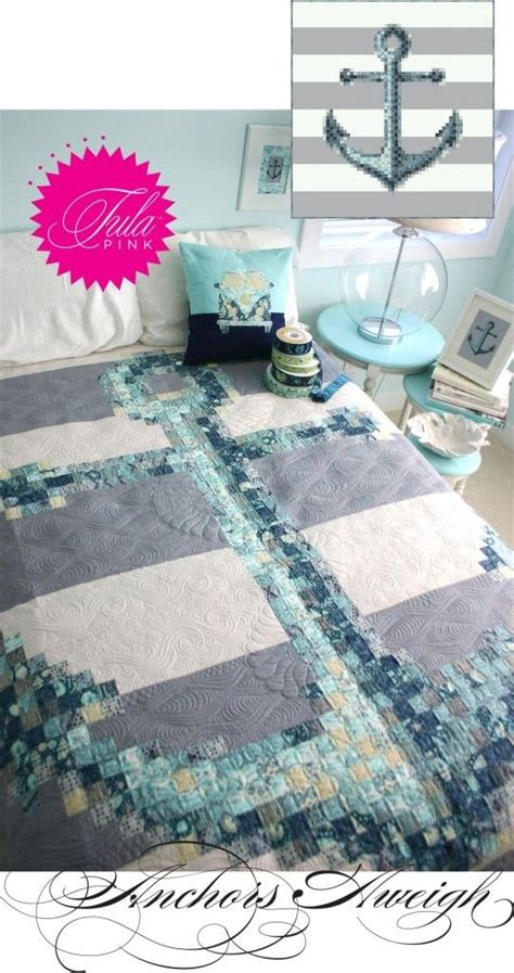 quilt pattern anchor anchors aweigh love this quilt chenille