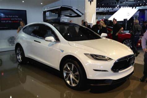 Tesla Model X Msrp 2016 Tesla Model X Information And Photos Zombiedrive