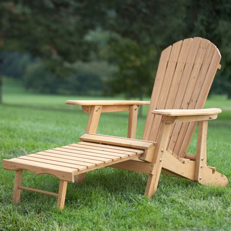 patio chair with pull out ottoman adirondack 1 jpg