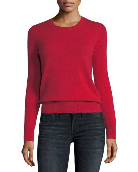 Classic Crewneck Sweater by Neiman Collection Classic
